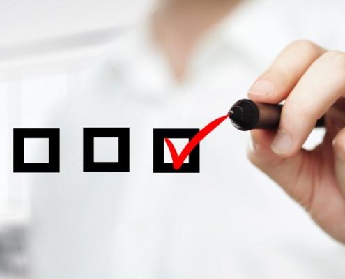 چک لیست حسابداری کسبوکارهای کوچک
