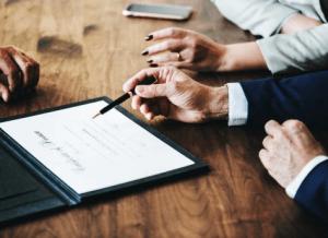 تنظیم قرارداد حسابداری